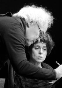 Jarrell and Clementi. Photo: Andi Olsen
