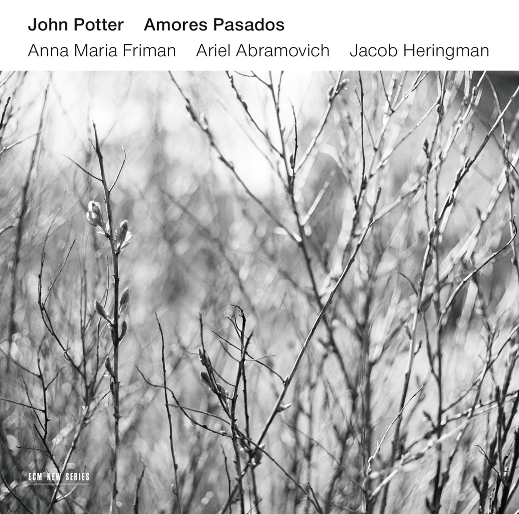 "John Potter, ""Amores Pasados"" (CD Review)"