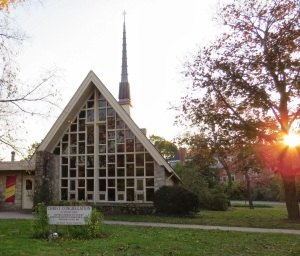 Christ Congregation, Princeton, New Jersey.