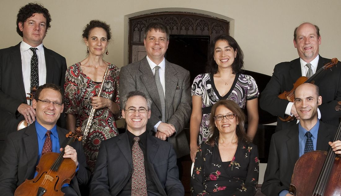 Shoot for Locrian Chamber Players