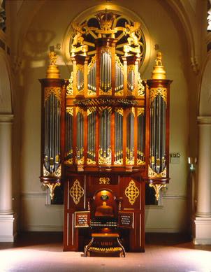 J.L van den Heuvel Organ