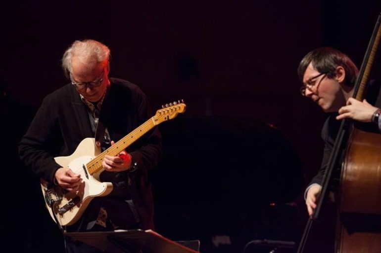 Bill Frisell and Thomas Morgan - Claire Stefani