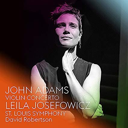 John Adams Violin Concerto